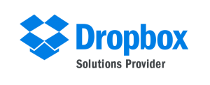 We are a Certfied Dropbox Partner